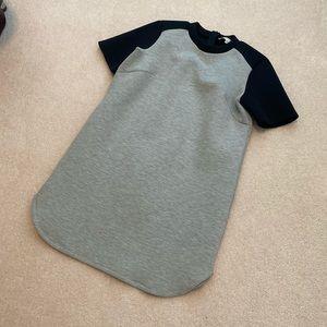 Finders Keepers Heavyweight Neoprene TShirt Dress